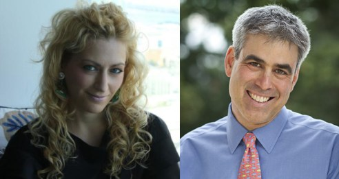 Jane McGonigal and Jonathan Haidt