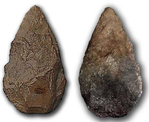 Before we had innovation we used the same Acheulean Axe for a million years