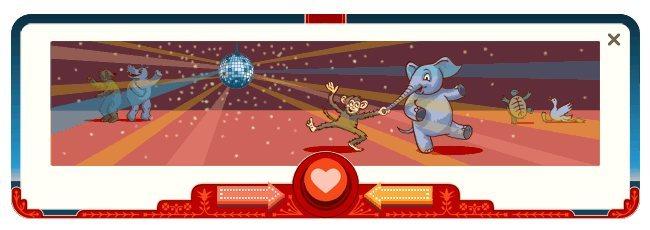 Google Doodle Disco