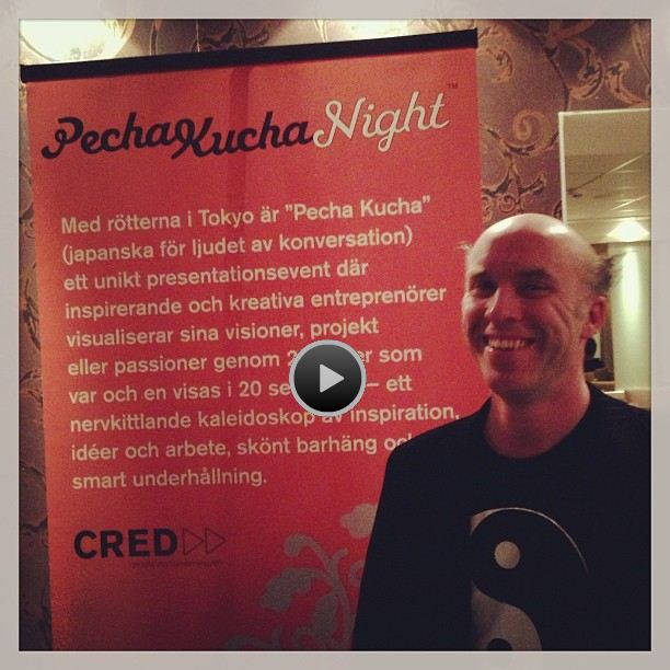 LordSillion at Pecha Kucha