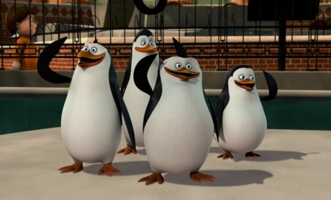 Just smile and wave boys. Smile and wave!