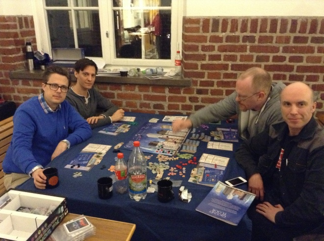 Playing Cladsh of Cultures