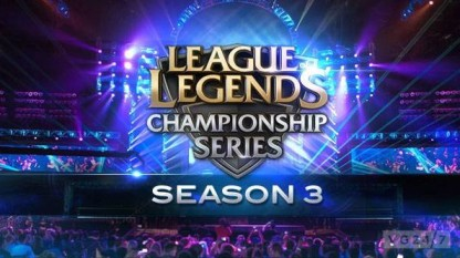 League of Legends Season 3