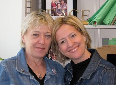 Brené Brown and Jody Williams