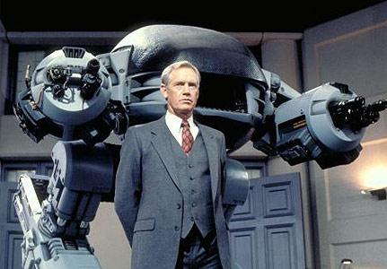 Ed 209 - Robocop