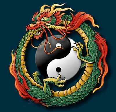 Ouroboros & Yin Yang