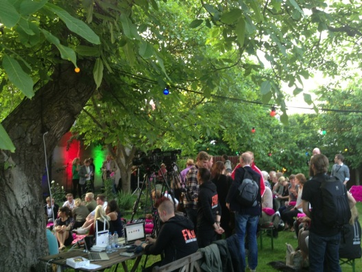 TEDxAlmedalen - The Garden