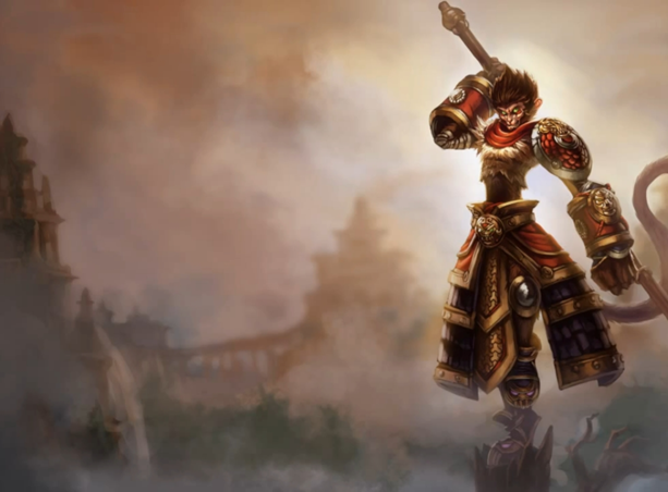 Wukong - The Monkey King -- Adapt to all situations - Bring me a real challenge