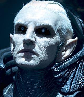 Malekith the Dark Elf wants to Paint It Black