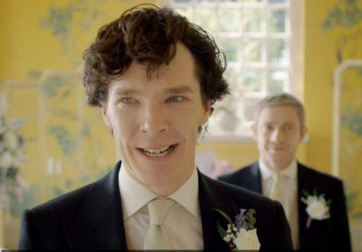 Mad Genius Sherlock