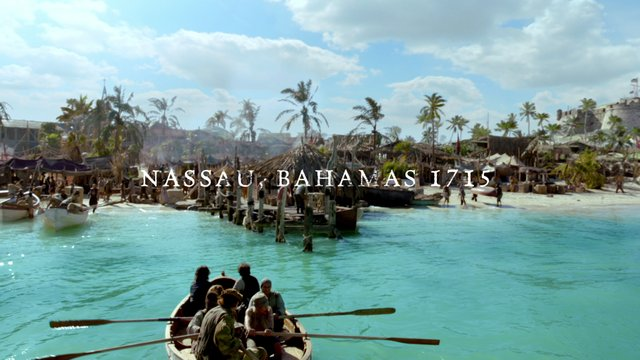 Nassau - Kingdom of Pirates
