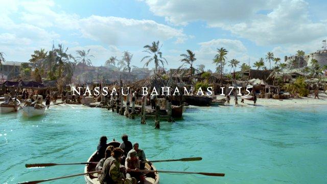 Nassau - Kingdom of Pirates