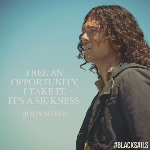 John Silver - The True Opportunist