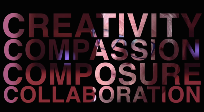 Creativity - Compassion - Composure - Collaboration