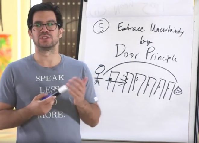 Tai Lopez - The Door Principle - Embrace Uncertainty