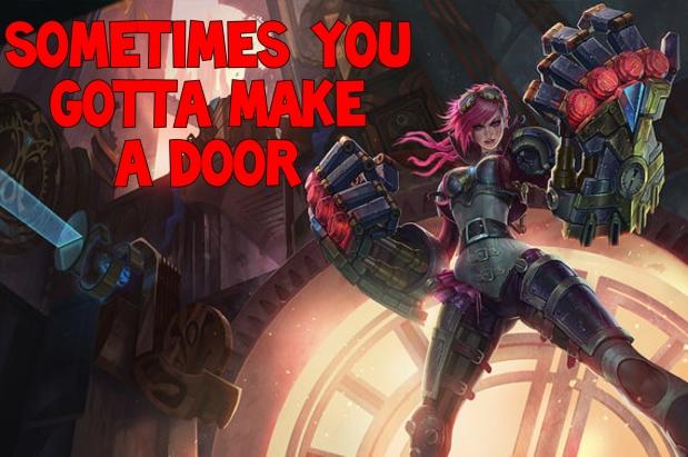 Make A Door