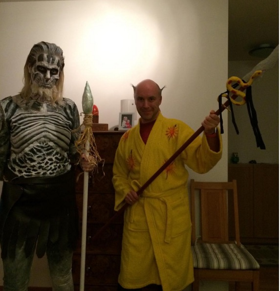 White Walker och The Red Viper
