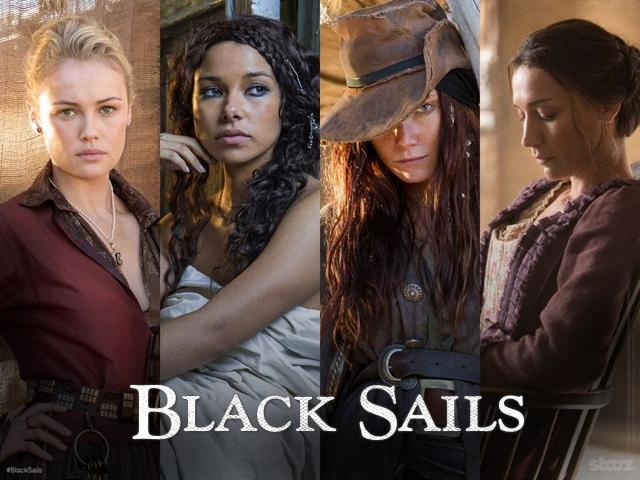 Balck Salis Women