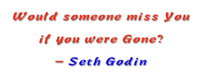 SethGodin Gone