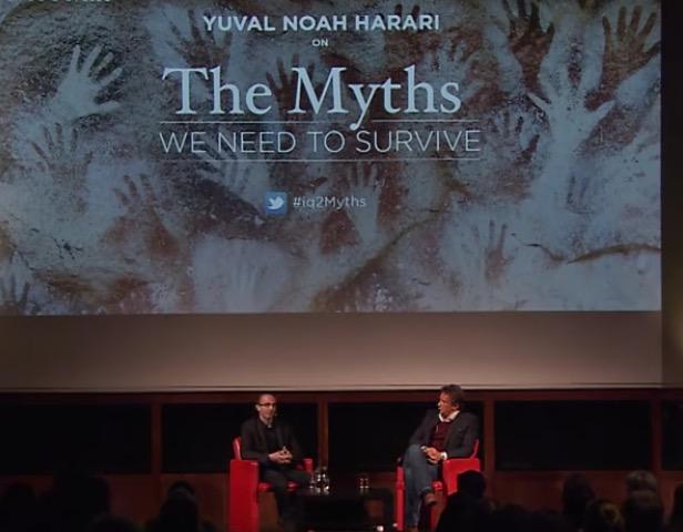 Yuval Noah Harari - Myths