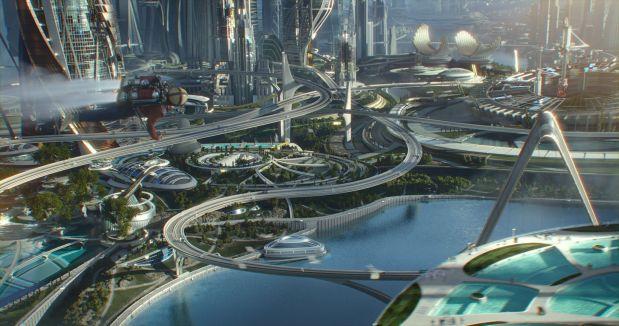 Attractive Mega Cities